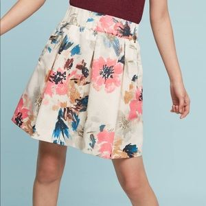 Anthropologie FLORENCIA SKIRT by Harlyn